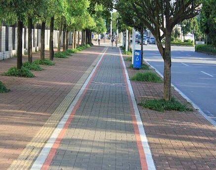区域道路清洁
